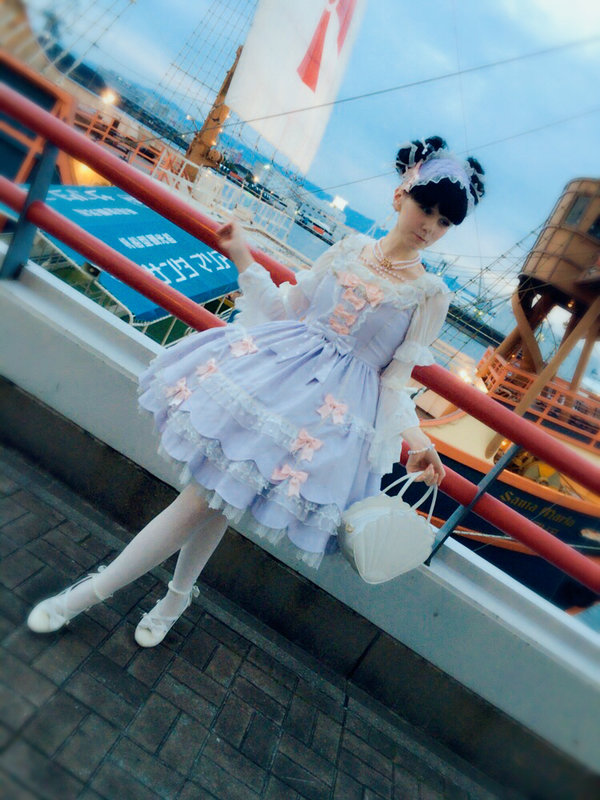 Wunderwelt_アン's 「Angelic pretty」themed photo (2017/10/01)