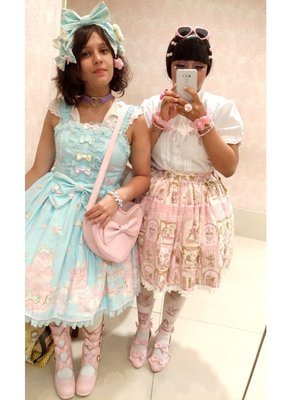 Andreza Gonçalves's 「Angelic pretty」themed photo (2017/10/02)