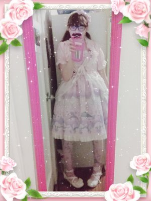 chibidaichi's 「Angelic pretty」themed photo (2017/10/03)