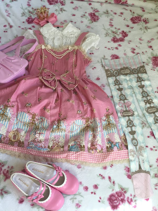 general_frills's 「Angelic pretty」themed photo (2016/08/05)