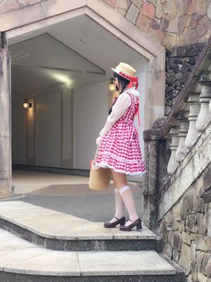 舞の「Sweet lolita」をテーマにしたコーディネート(2017/10/04)