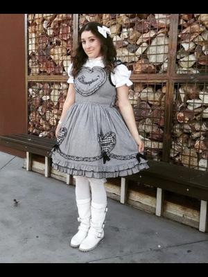 是Candice以「Sweet lolita」为主题投稿的照片(2017/10/04)