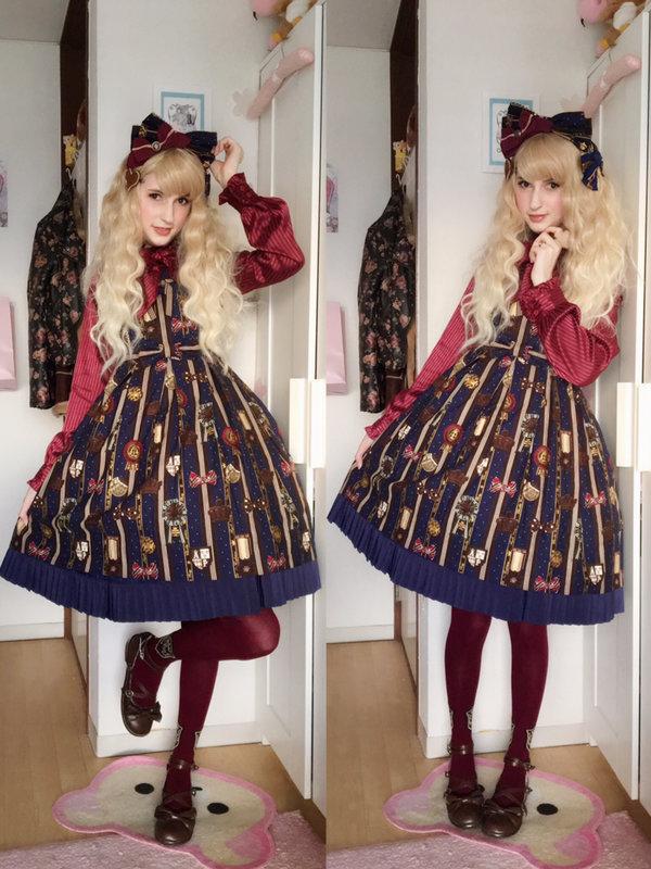 是mintkismet以「Sweet lolita」为主题投稿的照片(2017/10/04)