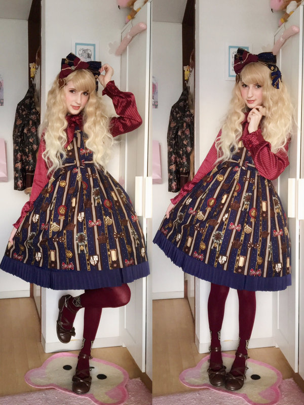 mintkismet's 「Sweet lolita」themed photo (2017/10/04)
