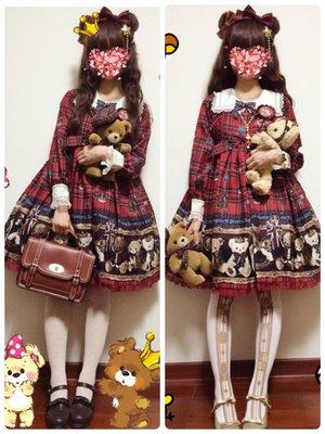 Aoi's 「Angelic pretty」themed photo (2016/08/05)