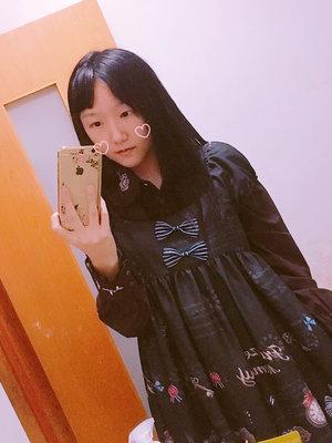 明明如月半の「Classic Lolita」をテーマにしたコーディネート(2017/10/04)