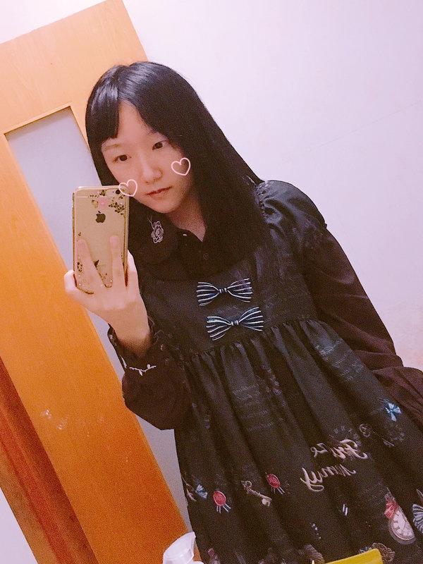 明明如月半's 「Classic Lolita」themed photo (2017/10/04)