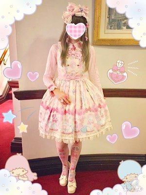 Alice's 「Angelic pretty」themed photo (2017/10/05)