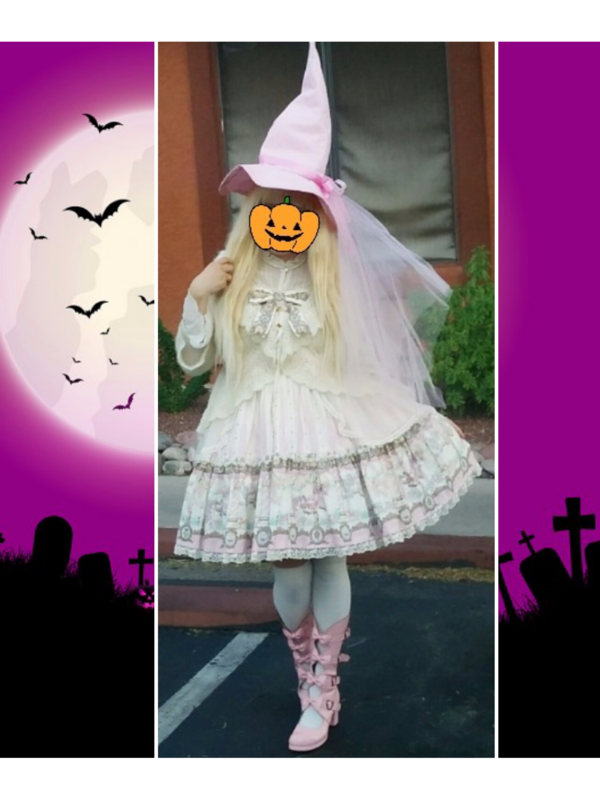 Candice's 「halloween-coordinate-contest-2017」themed photo (2017/10/05)