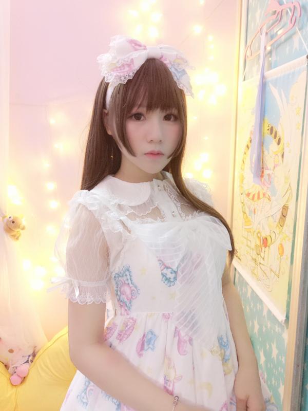 Nyakoの「Angelic pretty」をテーマにしたコーディネート(2017/10/05)