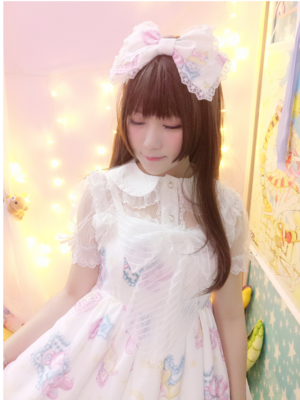 Nyako's 「Angelic pretty」themed photo (2017/10/05)