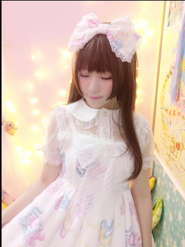 Nyako's 「Angelic pretty」themed photo (2017/10/05)