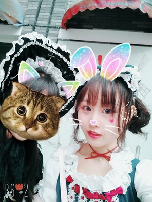 是冻冻以「Lolita」为主题投稿的照片(2017/10/06)