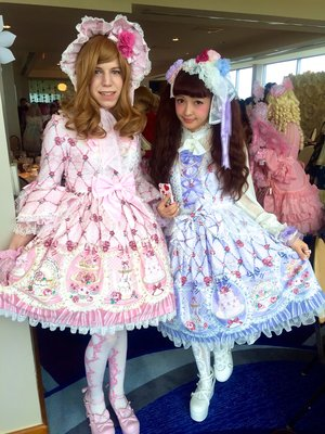 isabellaichi's 「Angelic pretty」themed photo (2016/08/07)