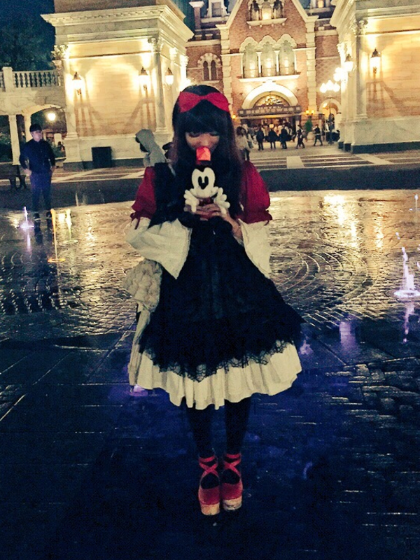 さぶれーぬ's 「halloween-coordinate-contest-2017」themed photo (2017/10/06)
