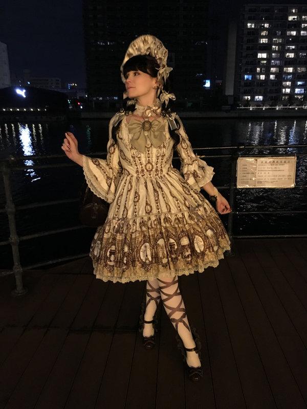 Wunderwelt_アン's 「Angelic pretty」themed photo (2017/10/08)