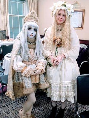 veyeoletsの「Classic Lolita」をテーマにしたコーディネート(2017/10/08)