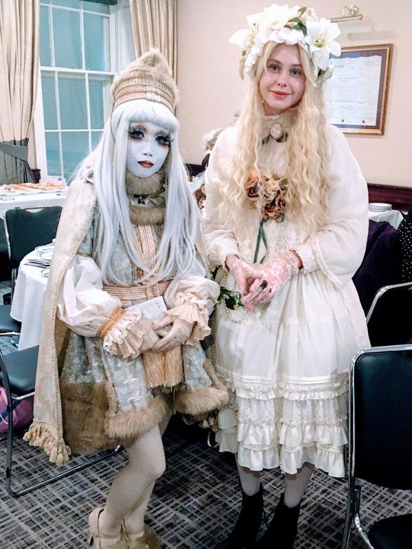 veyeolets's 「Classic Lolita」themed photo (2017/10/08)
