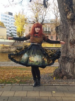 Helena Perkkiö's 「halloween-coordinate-contest-2017」themed photo (2017/10/08)