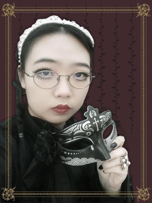 是Qiqi以「creepy-spooky」为主题投稿的照片(2017/10/09)