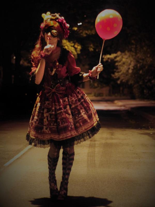 Lady Varuno's 「halloween-coordinate-contest-2017」themed photo (2017/10/09)