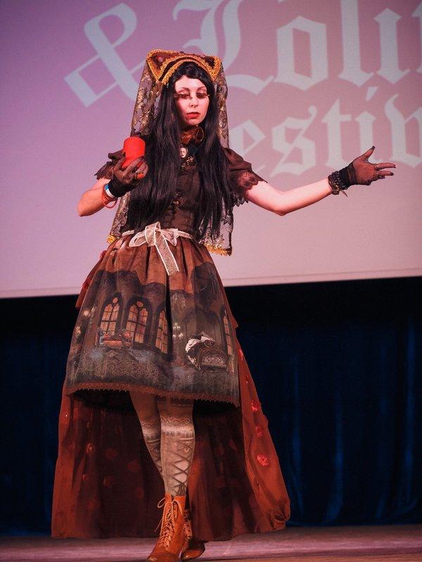 Lady Varunoの「halloween-coordinate-contest-2017」をテーマにしたコーディネート(2017/10/09)
