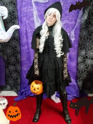 Ichigo Fujiwaraの「halloween-coordinate-contest-2017」をテーマにしたコーディネート(2017/10/09)