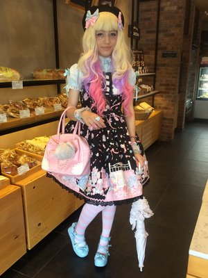 cincopastabear's 「Angelic pretty」themed photo (2016/08/08)