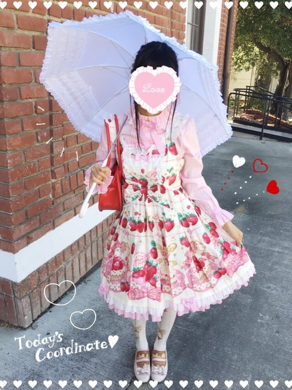 是Kuroeko以「Angelic pretty」为主题投稿的照片(2016/08/08)
