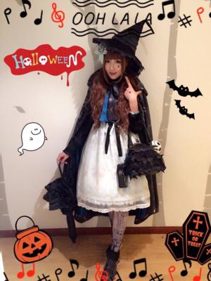 Kana葉's 「halloween-coordinate-contest-2017」themed photo (2017/10/10)