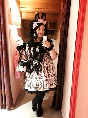 RosieDarling's 「Angelic pretty」themed photo (2016/08/08)