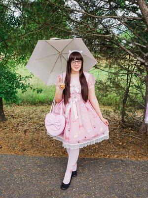 HimeKitsuの「Pink」をテーマにしたコーディネート(2016/08/08)