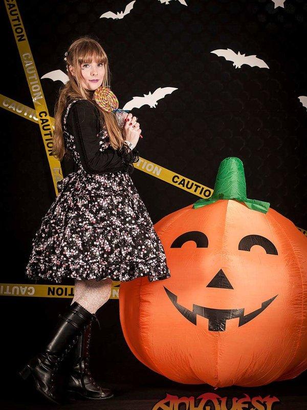 Ichigo Fujiwara's 「halloween-coordinate-contest-2017」themed photo (2017/10/11)