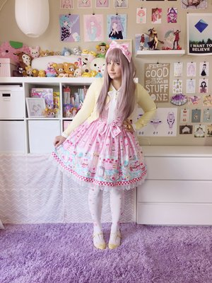是bububun以「Angelic pretty」为主题投稿的照片(2016/08/08)