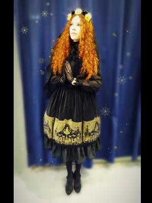 Katrikki's 「halloween-coordinate-contest-2017」themed photo (2017/10/11)