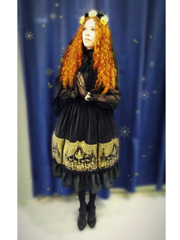 Katrikki's 「halloween-coordinate-contest-2017」themed photo (2017/10/11)
