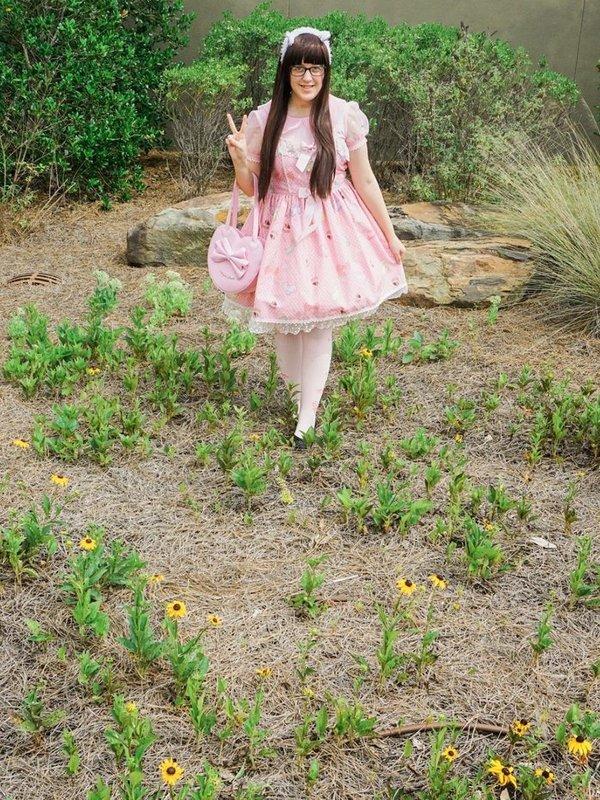 是HimeKitsu以「Sweet lolita」为主题投稿的照片(2016/08/08)