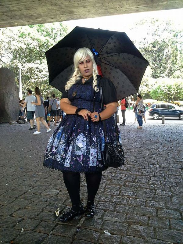 Glauce Martinsの「halloween-coordinate-contest-2017」をテーマにしたコーディネート(2017/10/12)
