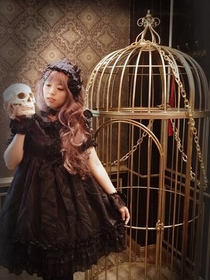 Zora's 「Lolita」themed photo (2017/10/13)