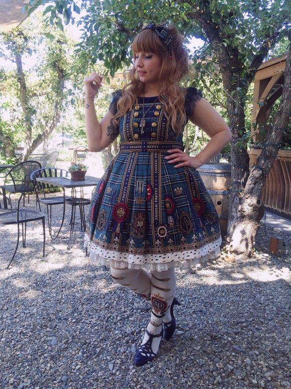 是bububun以「Angelic pretty」为主题投稿的照片(2016/08/09)