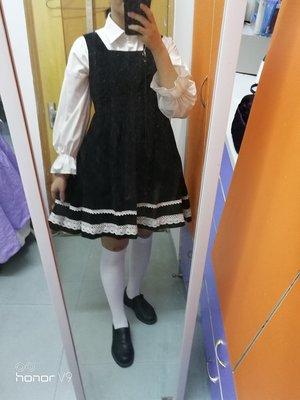 沙夏Aの「Lolita」をテーマにしたコーディネート(2017/10/14)
