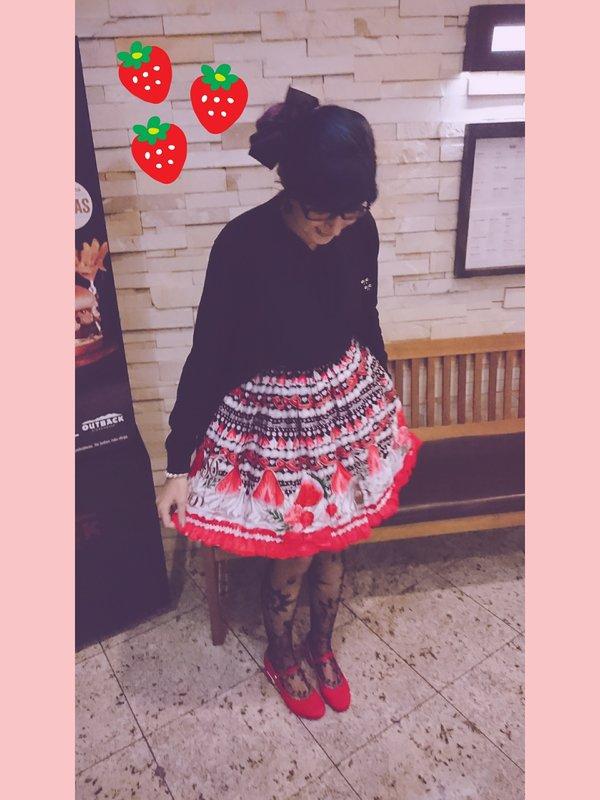 Pudiing の「Lolita」をテーマにしたコーディネート(2017/10/15)