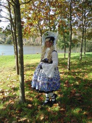 Anaïsseの「Classic Lolita」をテーマにしたコーディネート(2017/10/15)