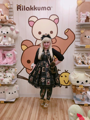 Lulu Couture 's 「Angelic pretty」themed photo (2017/10/15)
