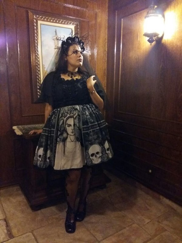 Roberta Brandão's 「halloween-coordinate-contest-2017」themed photo (2017/10/16)