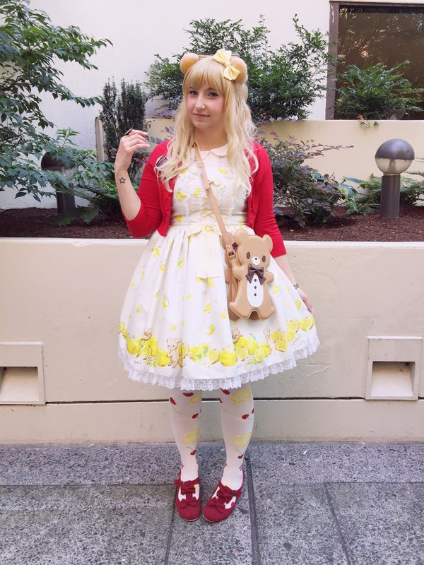 bububun's 「Angelic pretty」themed photo (2016/08/11)