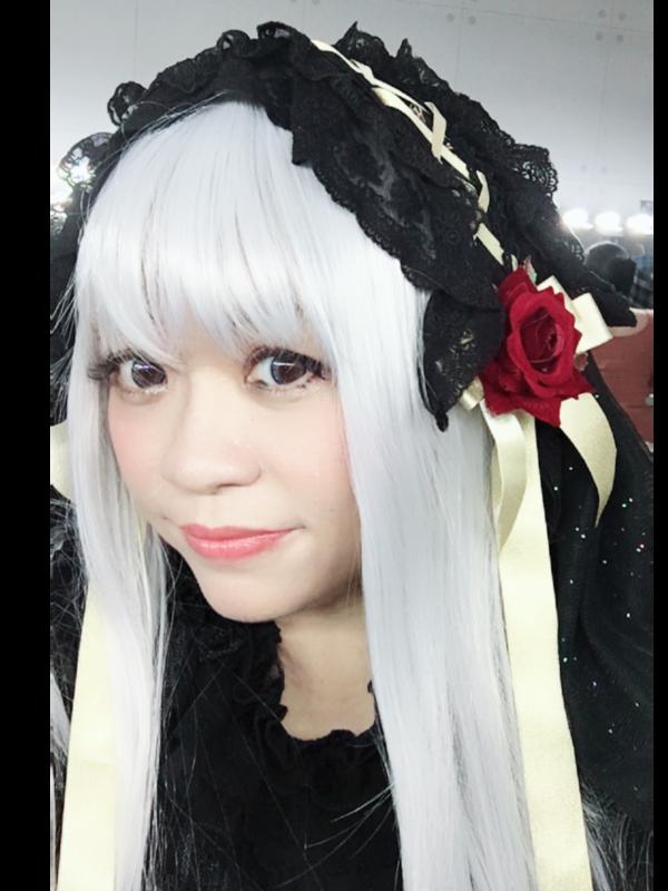 喵小霧の「Lolita」をテーマにしたコーディネート(2017/10/17)