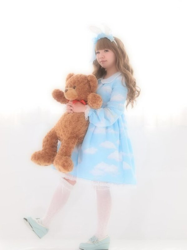 是yuzuki以「Angelic pretty」为主题投稿的照片(2016/08/11)