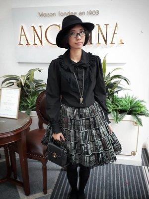 Xiao Yuの「Lolita」をテーマにしたコーディネート(2017/10/17)