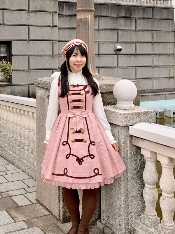 是Tomomi以「Angelic pretty」为主题投稿的照片(2017/10/17)